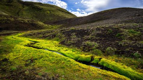 oblast kráterů Laki