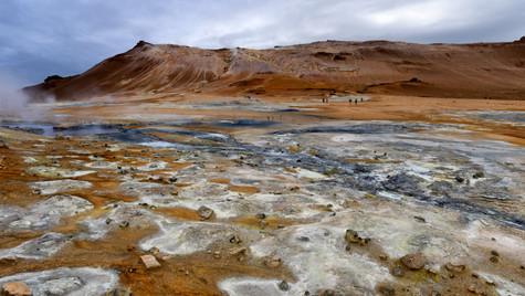 Námaskarð, oblast Mývatn