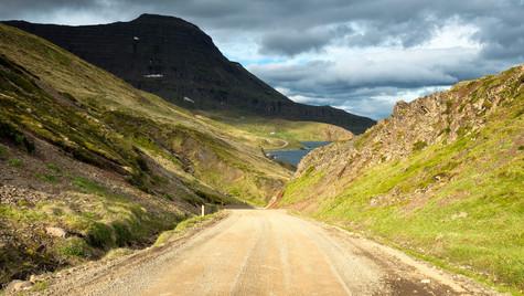 pobřeží Strandir, Západní fjordy