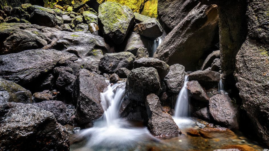 Thórsmörk - Stakkholtsgjá kaňon