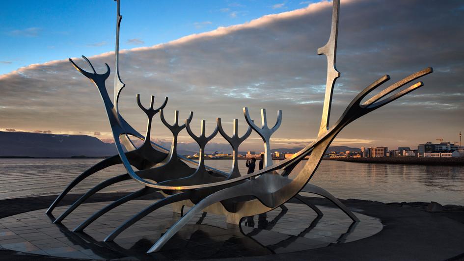 The Sun Voyager, Reykjavík