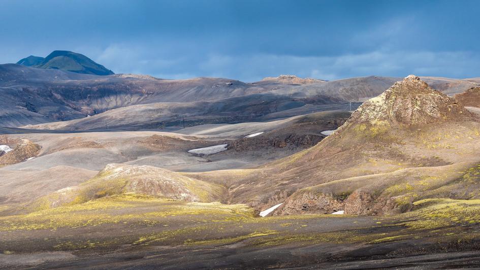 Landmannalaugar, okolí F208