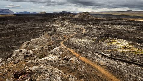 Leirhnjúkur, oblast Mývatn