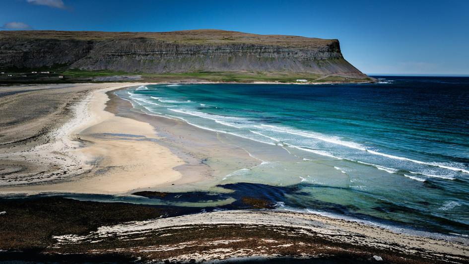 Breiðavík, Západní fjordy