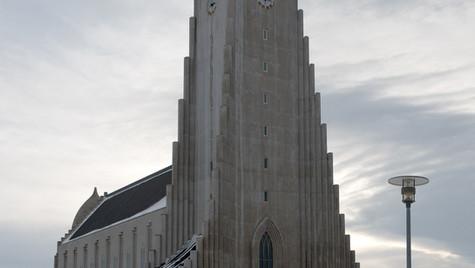Hallgrímskirkja, Reykjavík
