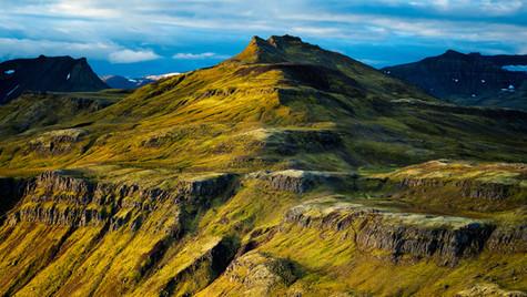 cestou k Stórurð