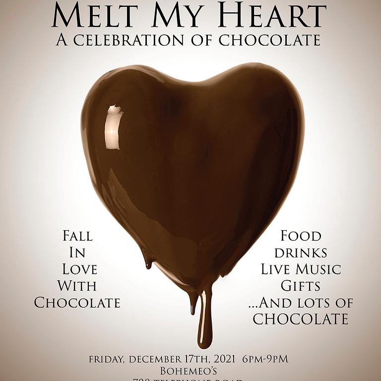 Melt My Heart: A Celebration of Chocolate 3