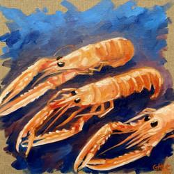 Les langoustines