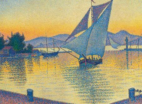 Naviguons vers la Méditerranée avec Paul Signac