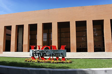 Casa de Estudiante - Universidad Complutense de Madrid