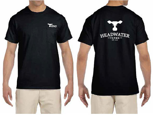 "HWF ""Work"" Shirt w/pocket"