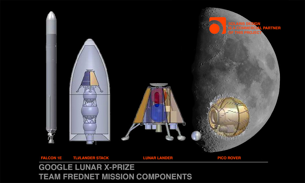 Spacecraft CAD Design by Solaris Design