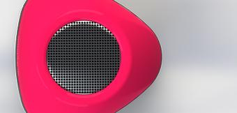 MachOne Speakers Design by Solaris Design