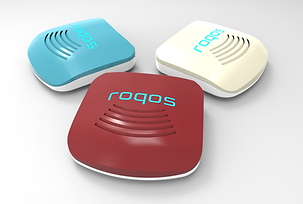 Roqos Router Design by Solaris Design