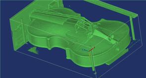 Stradivarius Reverse Engineering CAD Design by Solaris Design