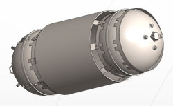 Spacecraft CAD Design by Solaris Design
