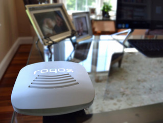 CONSUMER ELECTRONICS DESIGN: Roqos Core Router Combines Cybersecurity with Parental Controls Network