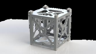 CubeSat Design by Solaris Design