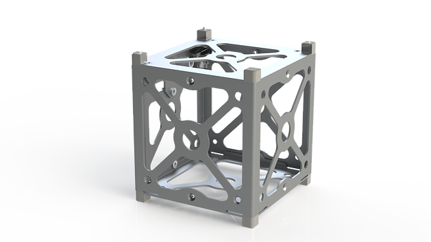 CubeSat Design by Solaris Design