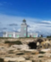Los Morillos Lighthouse
