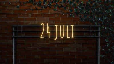 24 juli