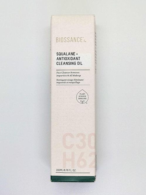 Очищающее масло Biossance squalane