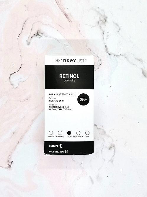 Сыворотка с ретинолом The Inkey List
