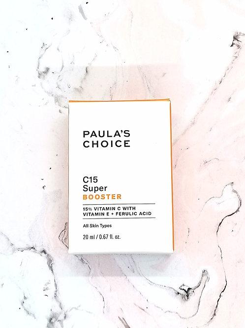 Бустер для лица с витамином С Paula's Choice