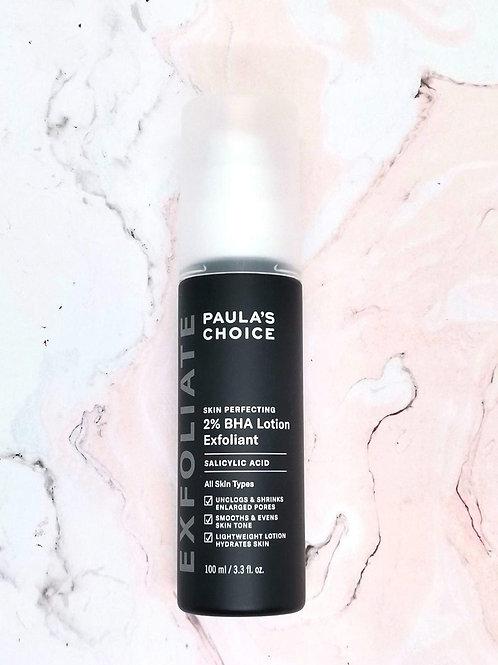 Отшелушивающий тоник Paula's Choice Skin Perfecting 2% BHA