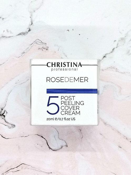 Постпилинговый защитный крем для лица Christina Rose De Mer