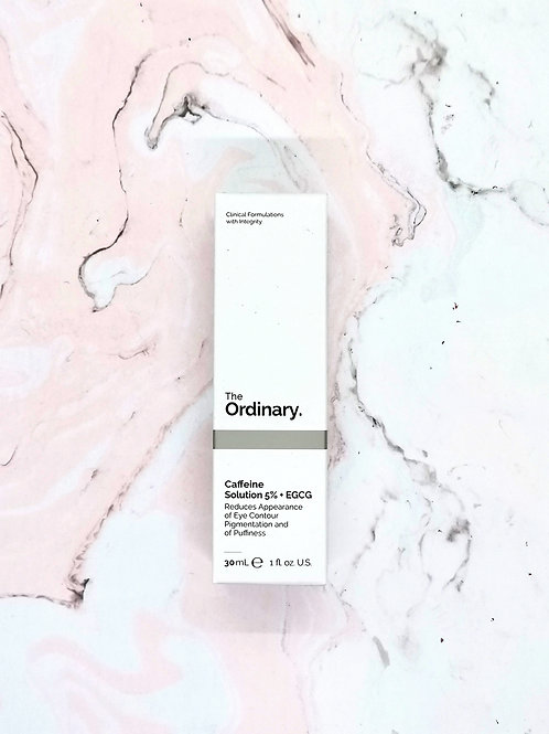 Сыворотка с кофеином The Ordinary