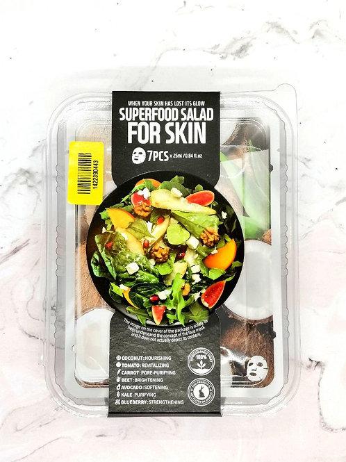 Набор масок для лица Superfood Salad