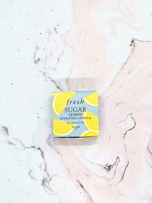 Увлажняющий бальзам для губ Fresh лимон