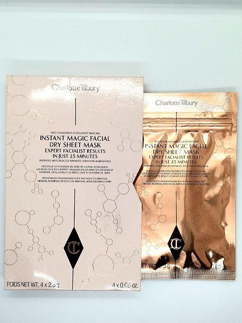 Маска Charlotte Tillbury Facial dry sheet mask