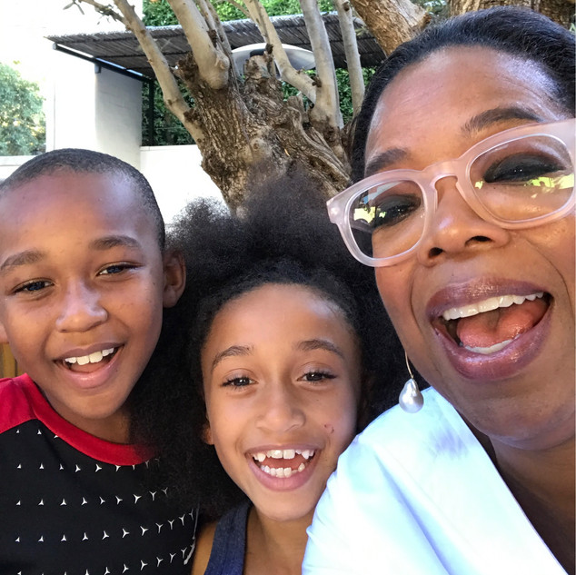 "Oprah, Dominic, ""CEO"" Alianna ""The Boss"""