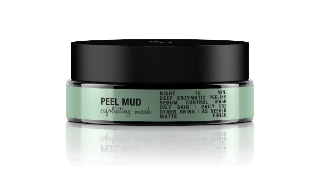 Peel MuddeSepaies una mascarilla 3 en 1 que exfolia, limpia e ilumina la piel. Entre sus ingredientes destaca el aceite de almendras.(98€)