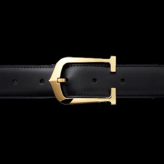 Cinturón con hebilla de herradura - Cartier
