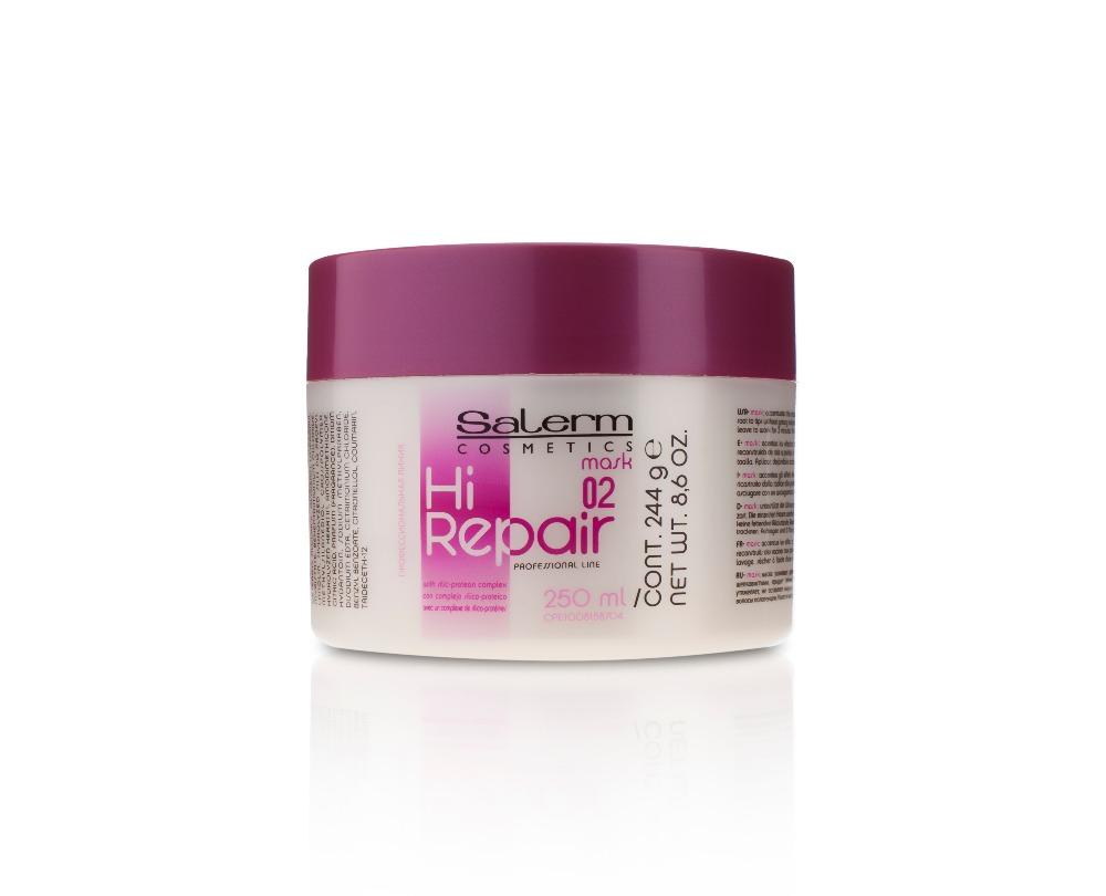 Un cabello suave, sedoso y reconstruido de raíz a puntas, sin dejar residuos grasos. (19,30€)