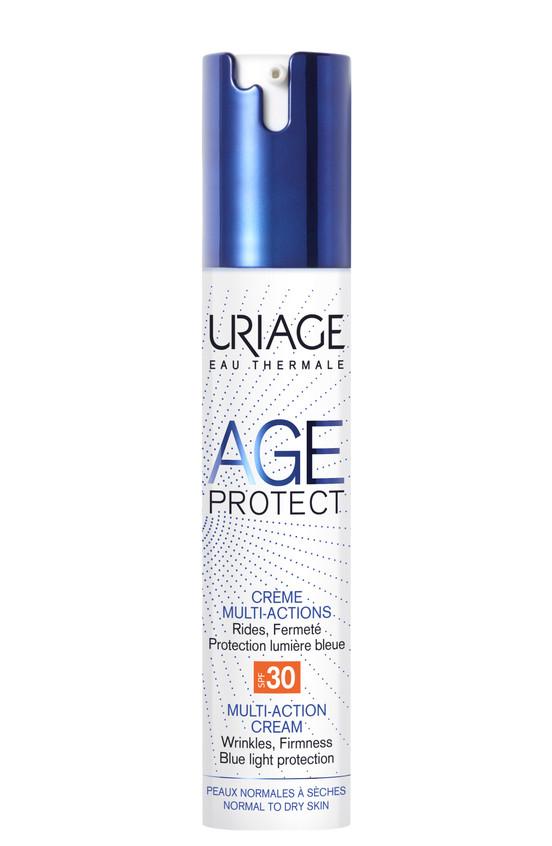Un cuidado diario para el rostro con el que proteger e hidratar la piel. Contiene un filtro UV SPF30 que protege de la radiación UV. (38,06€)