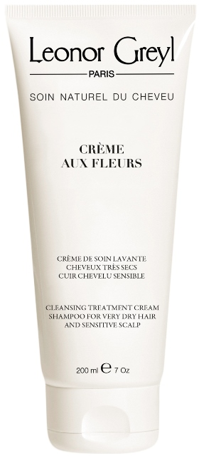La Crème aux Fleurs de Leonor Greyl, es mucho más que un champú, es una crema de lavado a base de flores altamente hidratante. (23€)
