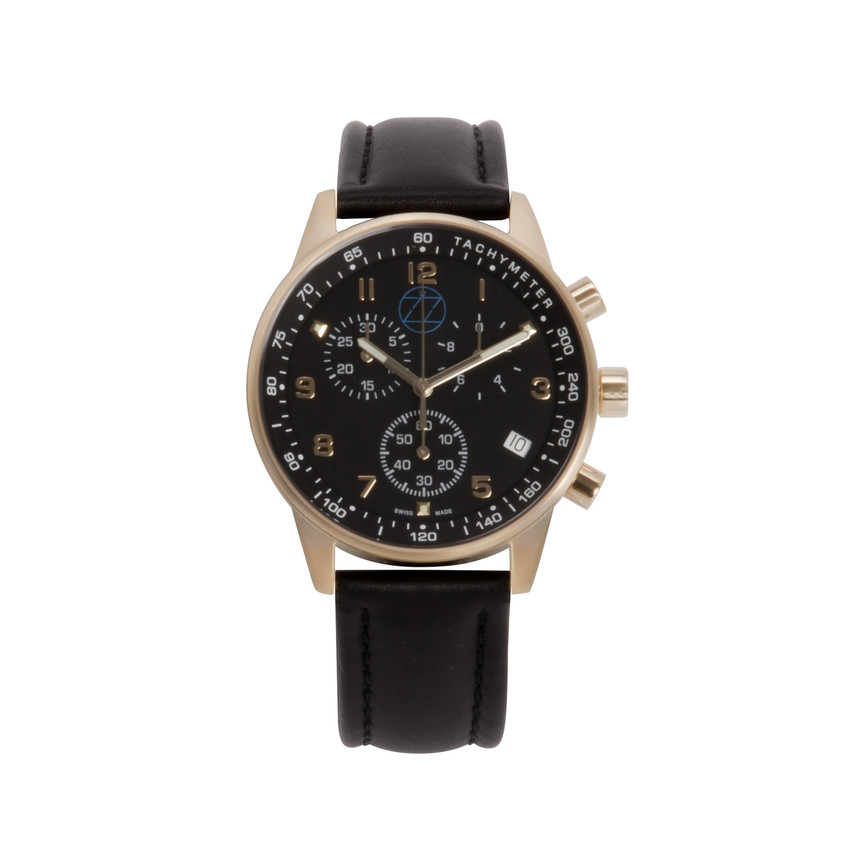 Reloj ZZ Spirit Leather Chrono (310€)