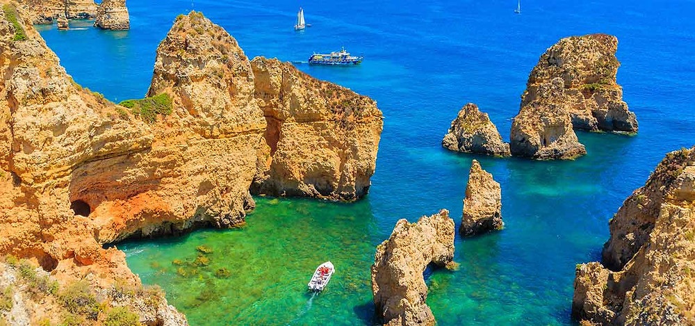 Algarve. Fuente: www.easyjet.com