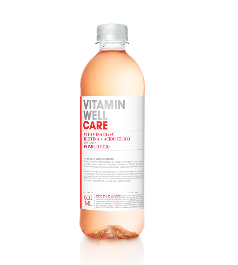 Con Vitamina B12, Biotina y Ácido Fólico (PVP 1,90€)