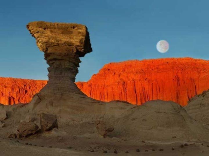 El Valle de la Luna / Foto: allevento