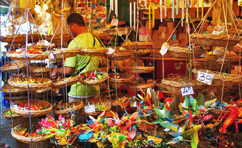 Chatuchak Weekend Market. Fuente: Asia Web Direct