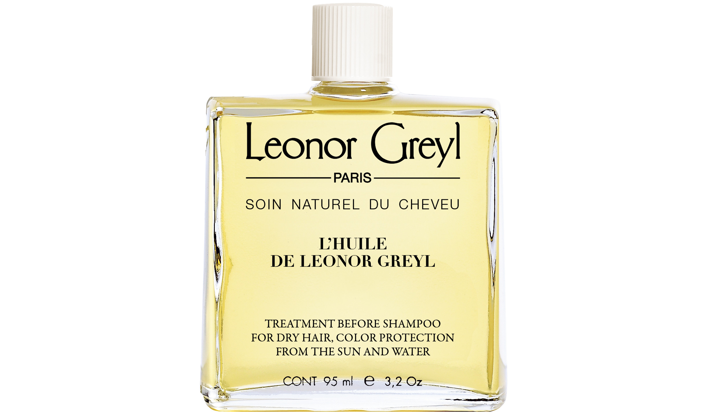 L´Huile de Leonor Greyl, crea una barrera capilar que evita que el color se oxide (34,50€)