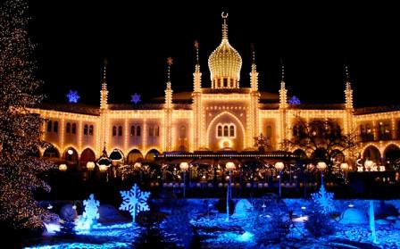 Copenhague en Navidad / Photo: viajediario.com
