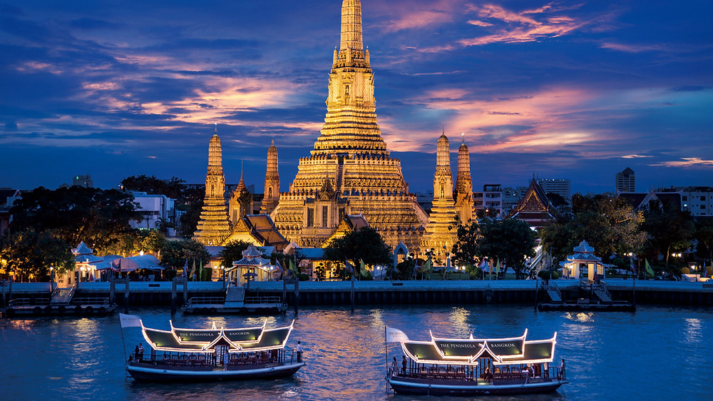 Bangkok. Fuente: Hotel Peninsula