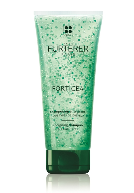 Champú Estimulante de Furterer que proporciona los elementos nutricionales esenciales para reforzar el cabello. (15,90€)