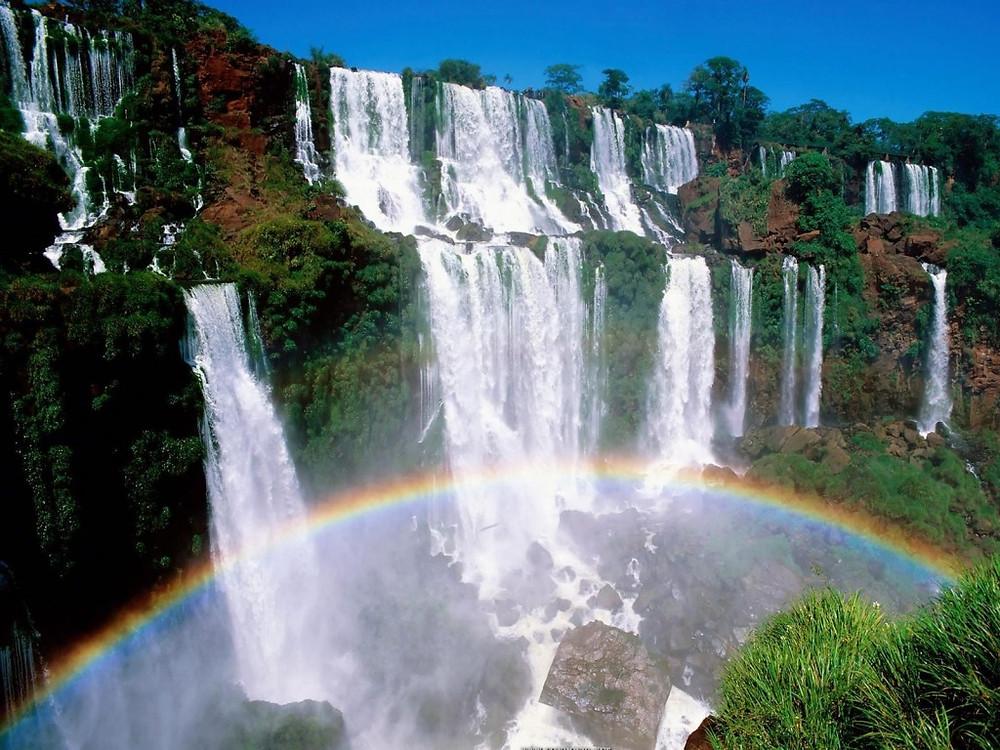 Cataratas del Iguazú / Foto: pinterest